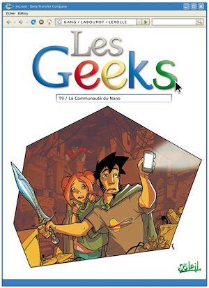 Téléchargez le livre :  Les Geeks T09