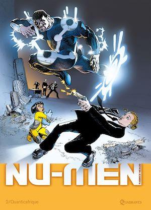 Téléchargez le livre :  Nu-Men T02