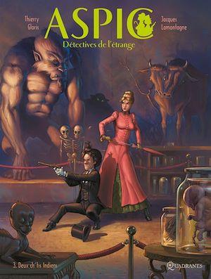 Téléchargez le livre :  Aspic, détectives de l'étrange T03