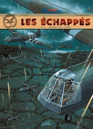 Téléchargez le livre :  Les Échappés T01