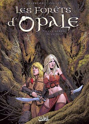 Téléchargez le livre :  Les Forêts d'Opale T08