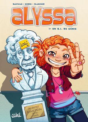 Téléchargez le livre :  Alyssa T01