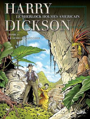 Téléchargez le livre :  Harry Dickson T11