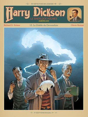 Téléchargez le livre :  Harry Dickson T12