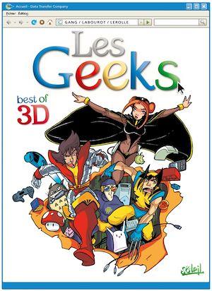 Téléchargez le livre :  Les Geeks en 3D