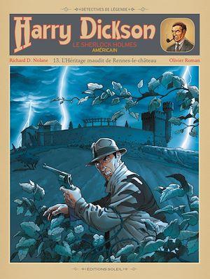 Téléchargez le livre :  Harry Dickson T13