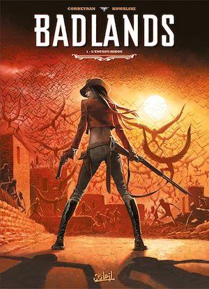 Téléchargez le livre :  Badlands T01