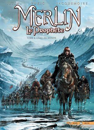 Téléchargez le livre :  Merlin le Prophète T04