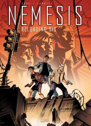 Téléchargez le livre :  Nemesis T06