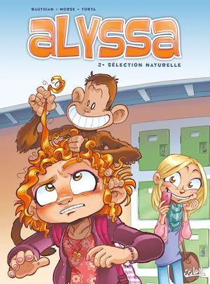Téléchargez le livre :  Alyssa T02