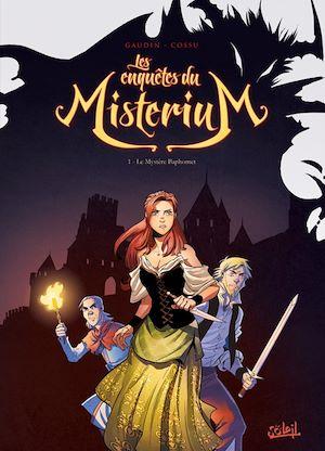 Téléchargez le livre :  Les Enquêtes du misterium T01