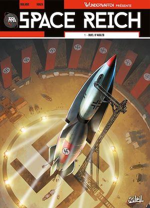 Téléchargez le livre :  Wunderwaffen présente Space Reich T01