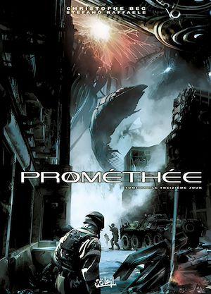 Téléchargez le livre :  Prométhée T11
