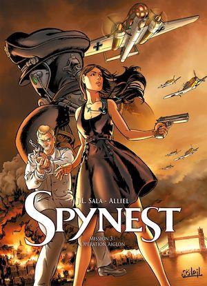 Téléchargez le livre :  Spynest T03