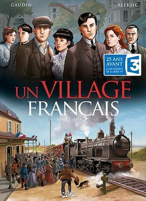 Téléchargez le livre :  Un village français T01