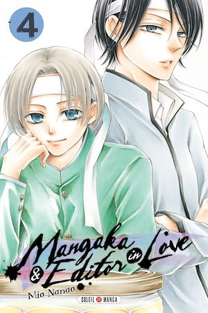 Téléchargez le livre :  Mangaka and Editor in Love T04