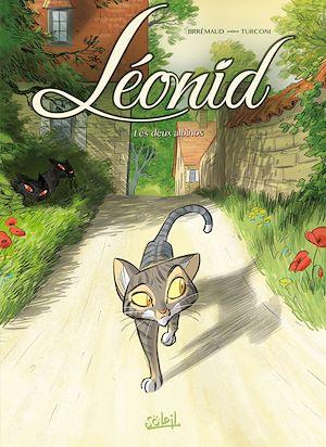 Téléchargez le livre :  Léonid, les Aventures d'un chat T01