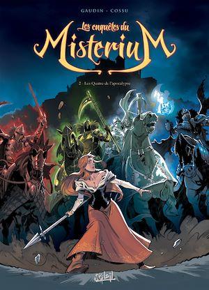 Téléchargez le livre :  Les Enquêtes du misterium T02