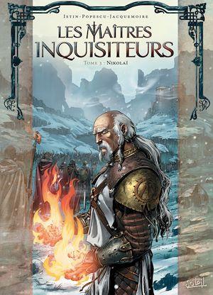 Téléchargez le livre :  Les Maîtres inquisiteurs T03