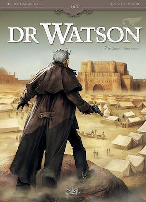 Téléchargez le livre :  Dr Watson T02