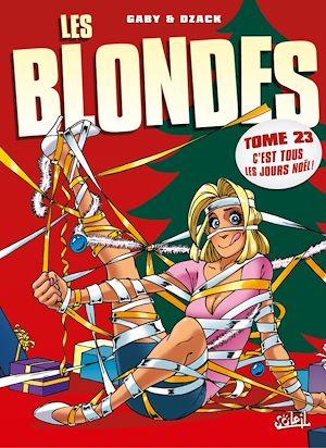 Téléchargez le livre :  Les Blondes T23