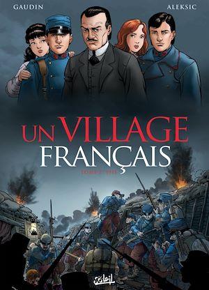 Téléchargez le livre :  Un village français T02