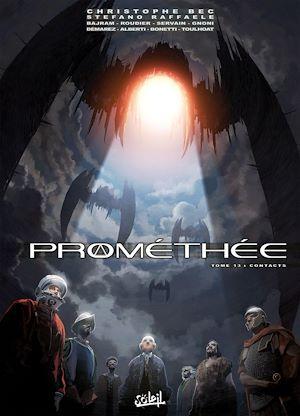 Téléchargez le livre :  Prométhée T13