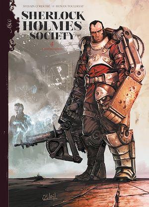 Téléchargez le livre :  Sherlock Holmes Society T04