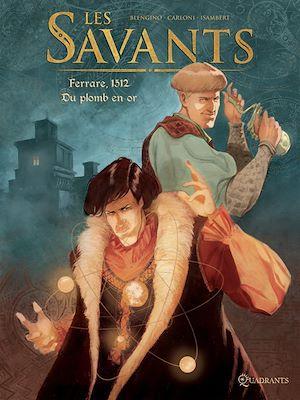 Téléchargez le livre :  Savants T01