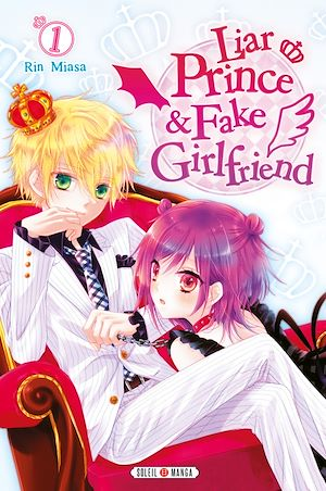 Téléchargez le livre :  Liar Prince and Fake Girlfriend T01