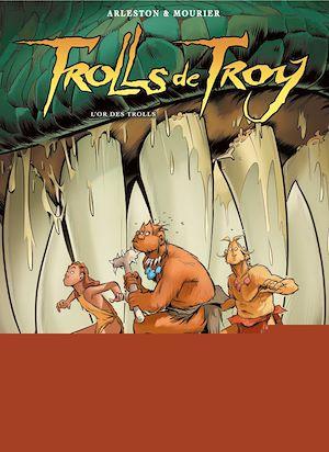 Téléchargez le livre :  Trolls de Troy T21