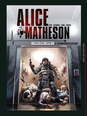 Téléchargez le livre :  Alice Matheson T05