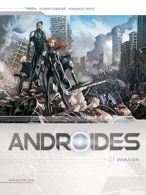 Téléchargez le livre :  Androïdes T03