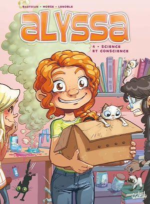 Téléchargez le livre :  Alyssa T04