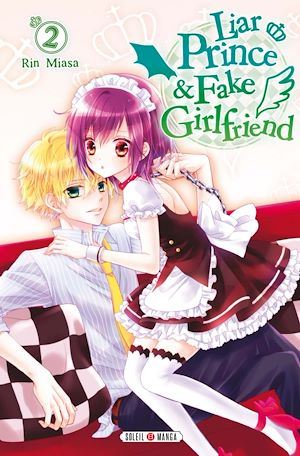 Téléchargez le livre :  Liar Prince and Fake Girlfriend T02