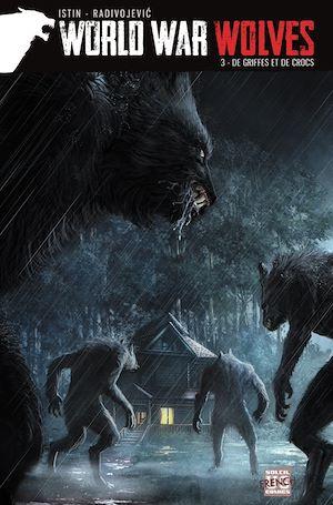 Téléchargez le livre :  World War Wolves T03