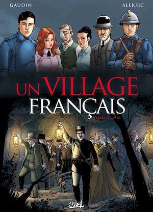Téléchargez le livre :  Un village français T03