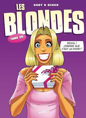 Téléchargez le livre :  Les Blondes T25