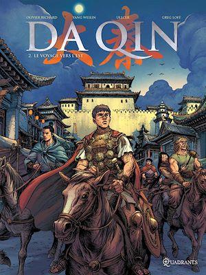 Téléchargez le livre :  Da Qin T02