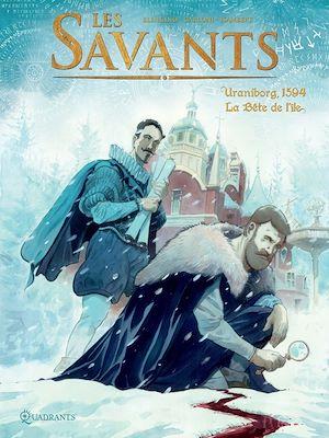 Téléchargez le livre :  Les Savants T02