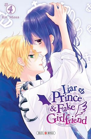 Téléchargez le livre :  Liar Prince and Fake Girlfriend T04