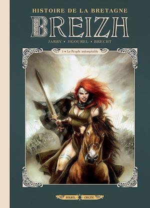 Téléchargez le livre :  Breizh L'Histoire de la Bretagne T01