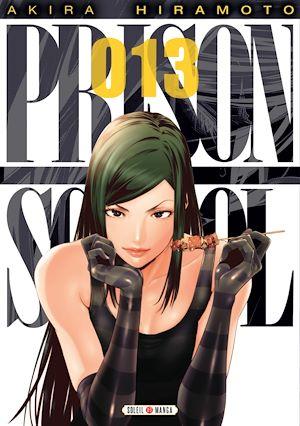 Téléchargez le livre :  Prison school T13