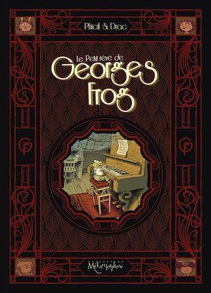 Téléchargez le livre :  Le Petit Rêve de Georges Frog