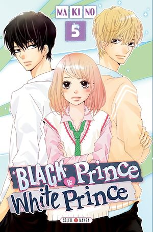 Téléchargez le livre :  Black Prince & White Prince T05