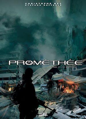 Téléchargez le livre :  Prométhée T17