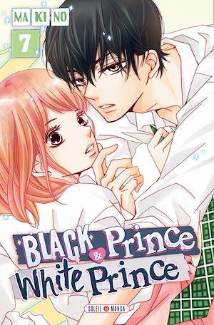 Téléchargez le livre :  Black Prince & White Prince T07