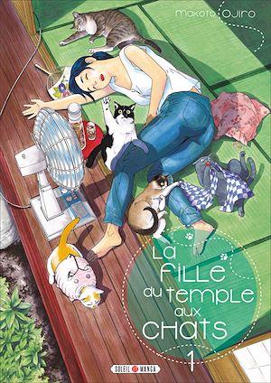 Téléchargez le livre :  La Fille du Temple aux Chats T01
