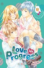 Télécharger le livre :  Love in progress T08