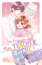 Télécharger le livre :  This Teacher is Mine! T03